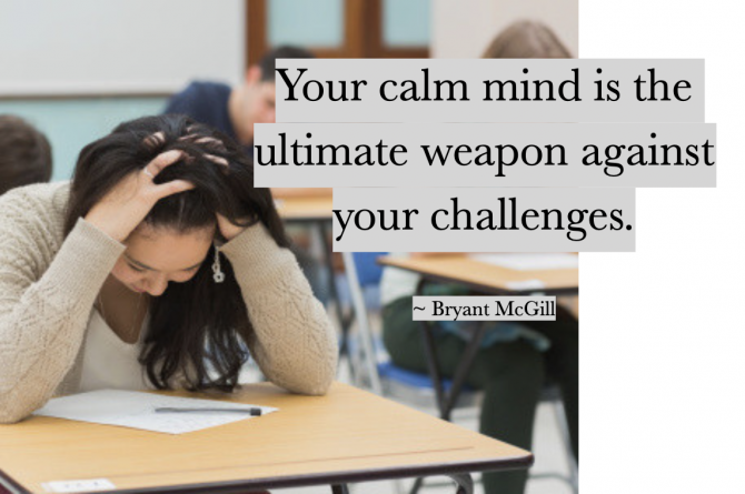 Mindfulness, a cure for students?