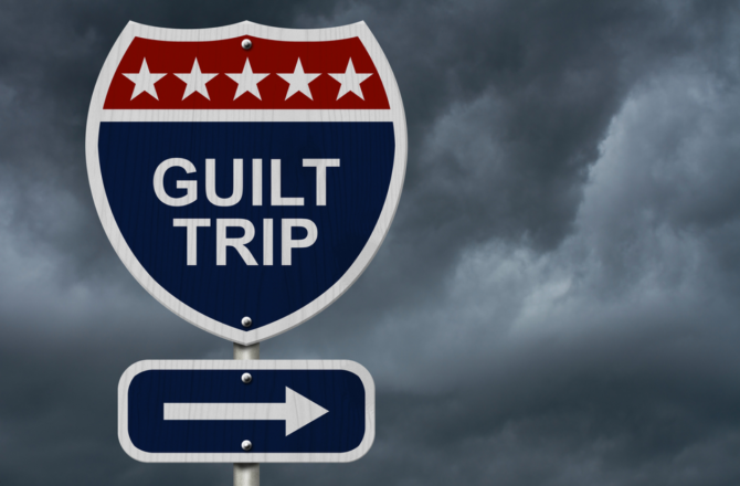 What You Should Have Asked Your Teachers About Guilt & Scapegoating