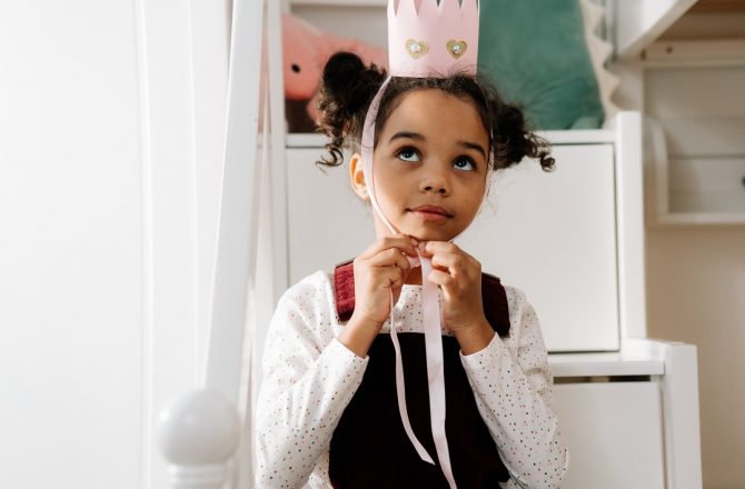 Mom? Can I be a princess? – The problems of underrepresentation of ethnic minorities