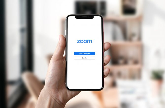 Combatting your Zoom fatigue with mindfulness?
